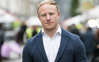 Sam Tarry MP: 'My focus is on job creation in Ilford'